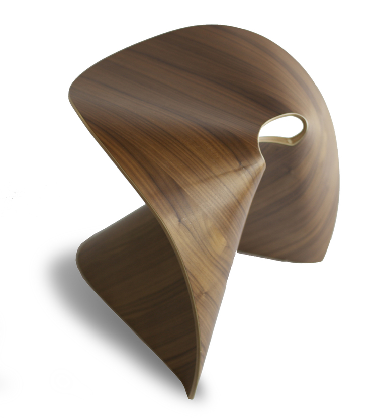 Fortune Cookie stool, Osidea Furniture
