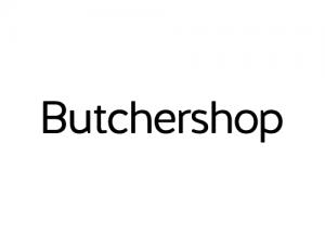 Butchershop sponsor logo